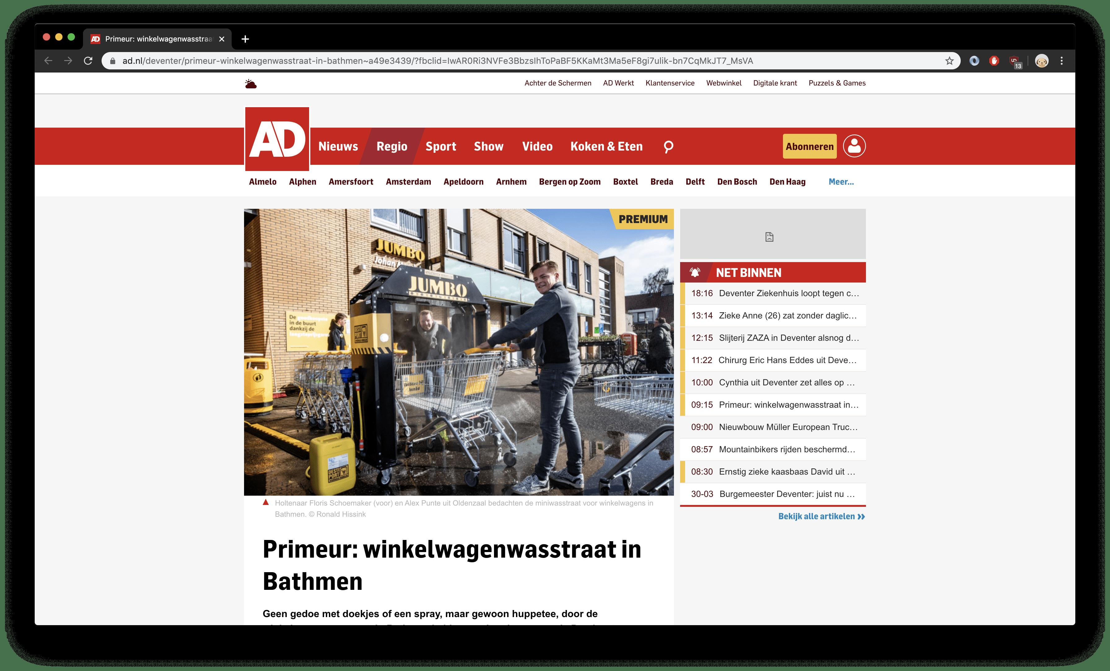 Het Algemeen Dagblad
